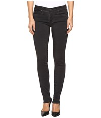 Ag Adriano Goldschmied Stilt In Sea Soaked Deep Slate Sea Soaked Deep Slate Women's Jeans Black