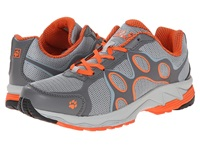 Jack Wolfskin Venture Trail Low Silver Grey Women's Shoes Gray