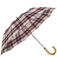 London Undercover Whangee Telescopic Umbrella Multi