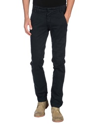 San Francisco Casual Pants Dark Blue