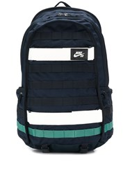 Nike Sb Rpm Skateboarding Backpack Blue