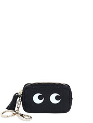 Anya Hindmarch Eyes Embossed Leather Coin Purse