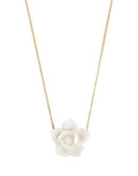 Nach Necklaces White