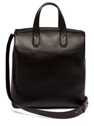 Dunhill Duke Leather Tote Black