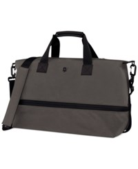 Victorinox Werks Traveler 5.0 Carryall Drop Bottom Tote Olive Green