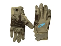 Outdoor Research Women's Air Break Gloves Caf Earth Rio Extreme Cold Weather Gloves Tan