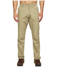 Fjall Raven Travellers Trousers Savanna Men's Casual Pants Brown