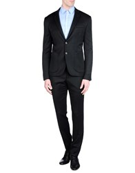 Mario Matteo Suits Black