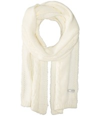 Roxy Winter Lov Scarf Pristine Scarves Neutral