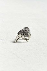 Urban Outfitters Raven Ring Silver