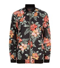Denim And Supply Ralph Lauren Floral Bomber Jacket Female Multi