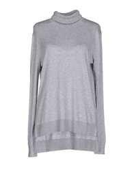 Michael Michael Kors Turtlenecks Light Grey