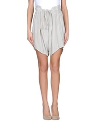 Lost And Found Lost And Found Bermudas Light Grey