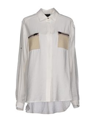 Hotel Particulier Shirts White