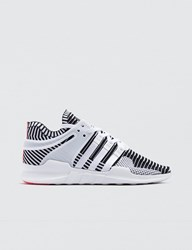 Adidas Originals Eqt Support Adv Primeknit White