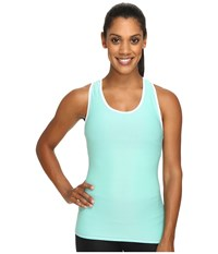 Exofficio Give N Go Sport Mesh Tank Top Isla Women's Sleeveless Blue