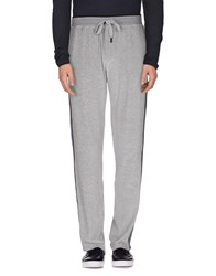 Roberto Cavalli Gym Trousers Casual Trousers Men Grey