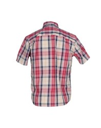 Woolrich Shirts Shirts Men Red