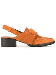 3.1 Phillip Lim Quinn Sandals Brown