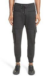 Helmut Lang Men's Pocket Bag Jogger Pants