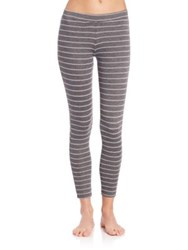Eberjey Ticking Stripes Leggings