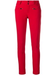 Perfect Moment Aurora Skinny Pants Red