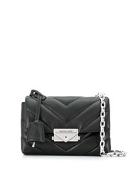 Michael Kors Cece Extra Small Quilted Crossbody Bag Black