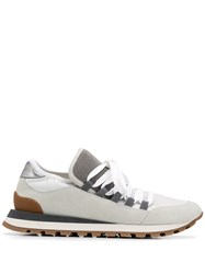 Brunello Cucinelli Lace Up Sneakers 60