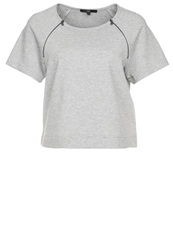 Tibi Basic Tshirt Grey