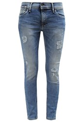 Pepe Jeans Joey Tracksuit Bottoms D38 Destroyed Denim