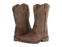 Ariat Rambler Earth W Brown Bomber Cowboy Boots