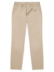 Jaeger Classic Chino Trousers Beige