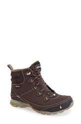 Women's Ahnu 'Sugarpine' Waterproof Boot Mulch