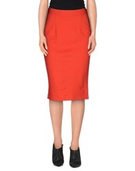 French Connection Skirts Knee Length Skirts Women