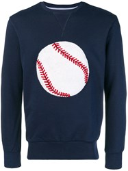 Lc23 Baseball Sweatshirt Blue
