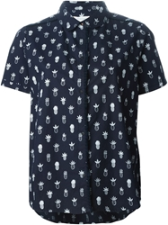 Chinti And Parker Pineapple Print Shirt