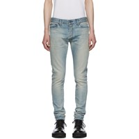 John Elliott Indigo The Coast 2 Jeans