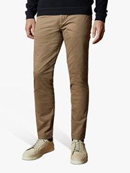 Ted Baker T For Tall Sncett Slim Fit Chinos Cream