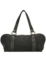 Guidi Classic Holdall Brown