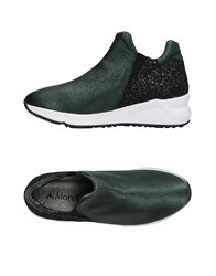 Andrea Morelli Sneakers Dark Green