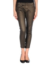 Superfine Denim Pants Bronze