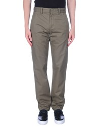 Outerknown Trousers Casual Trousers Military Green