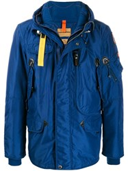 Parajumpers Hooded Padded Jacket Blue