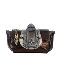 Studio Moda Handbags Bronze
