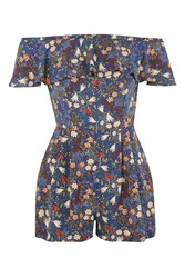 Love Frill Playsuit By Blue