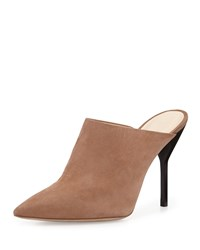 Martini Suede High Heel Mule Mocha 3.1 Phillip Lim Brown