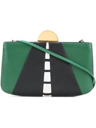 Hermes Vintage Sac A Malice Shoulder Bag Green