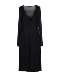 Ajay Knee Length Dresses Black