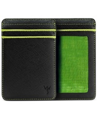 Wurkin Stiffs Wurkin Stiffs Rfid Credit Card Wallet Green