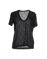 Zadig And Voltaire Topwear T Shirts Women Black